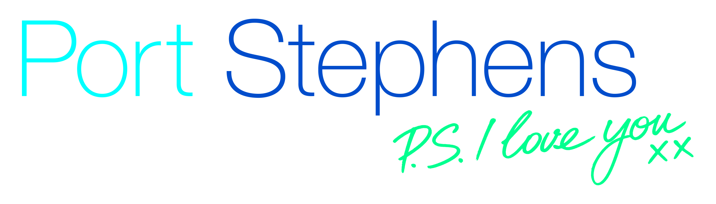 Destination Port Stephens, Port Stephens Logo