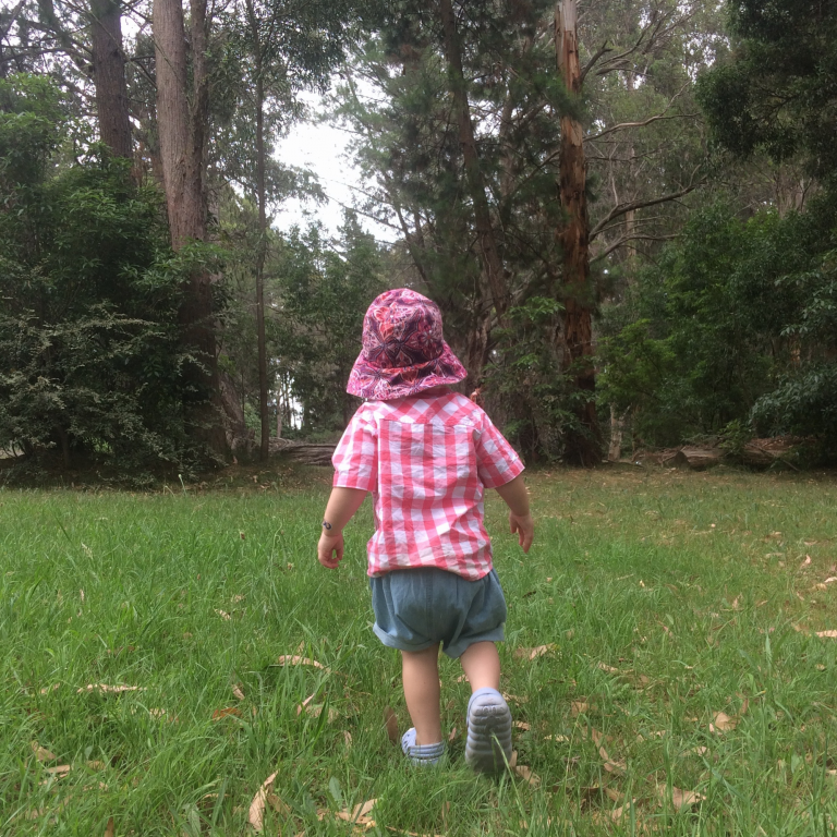 Baby Sensory + Family Circle - bush walk