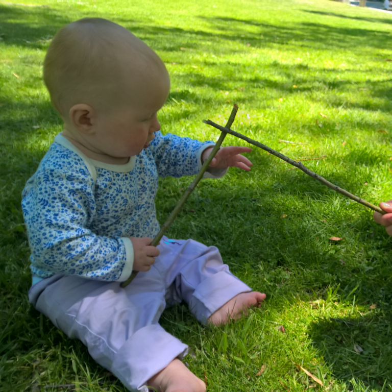 Baby Sensory + Family Circle - magic wands